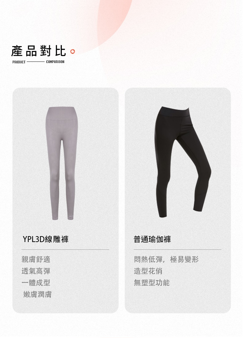 【YPL澳洲原裝】2020冬季新品3D線雕褲re-shaping_pants - page_10