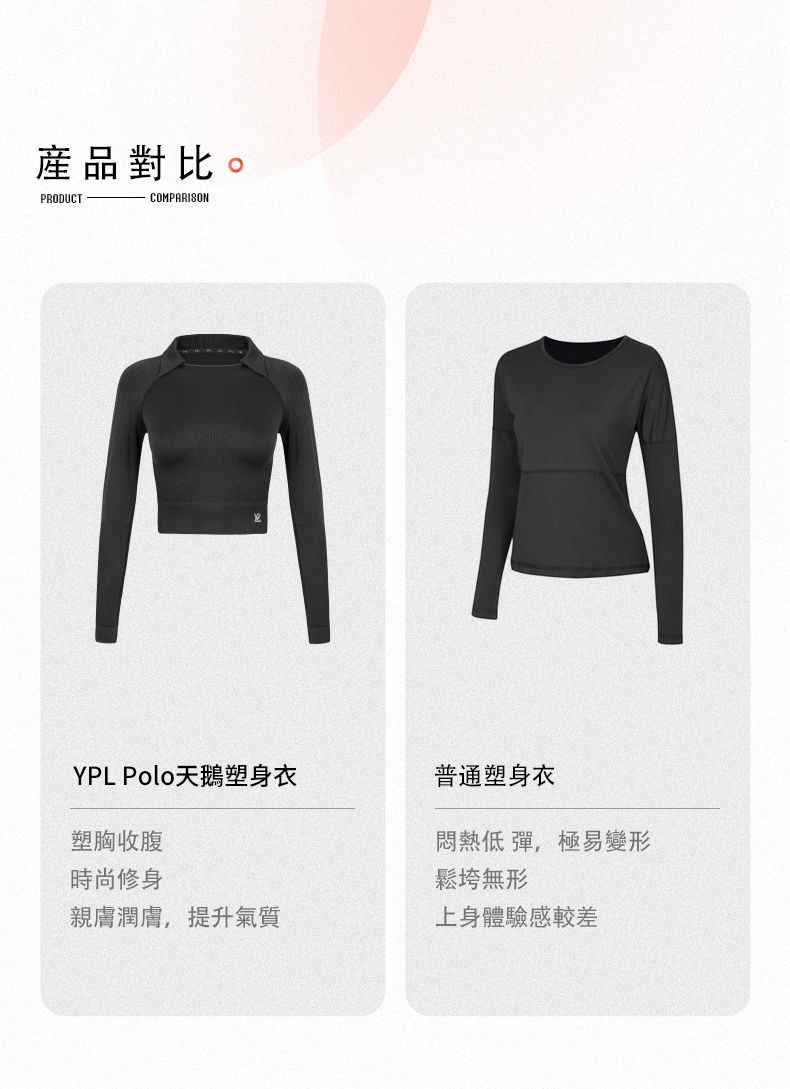 【YPL澳洲原裝】2020冬季新品_Polo天鵝塑身衣polo_top - page_12